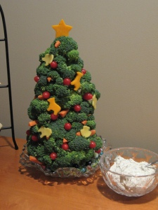 Veggie-Christmas-Tree